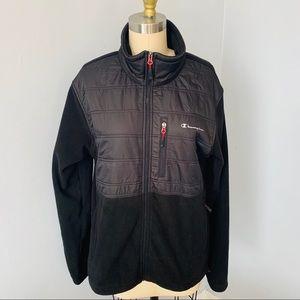Champions Men's Performance Fleece Zip Jacket